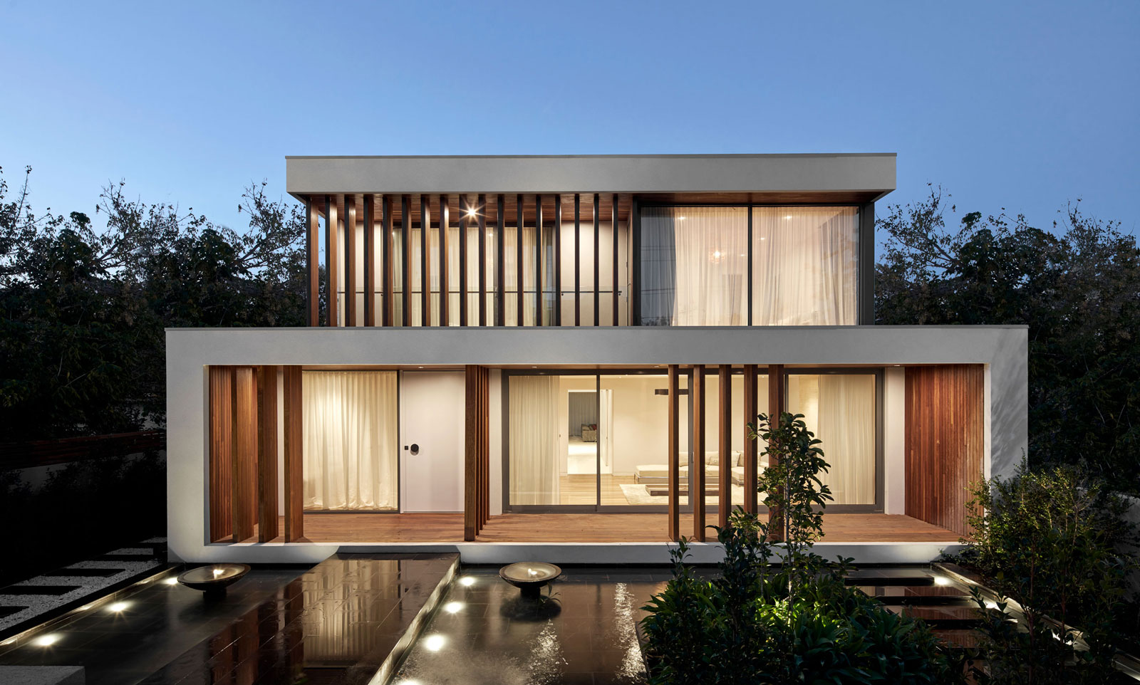 kew house contemporary architecture